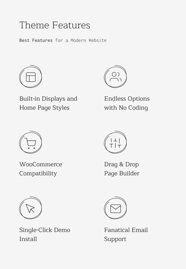 Norm - Photography Elementor WordPress Theme - 3